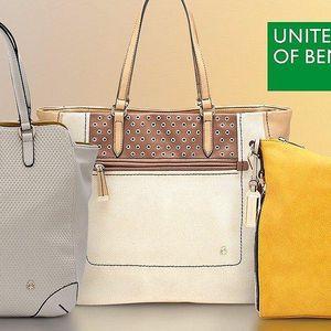 Okouzlující dámské kabelky Benetton