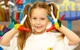 Dětská karnevalová show
