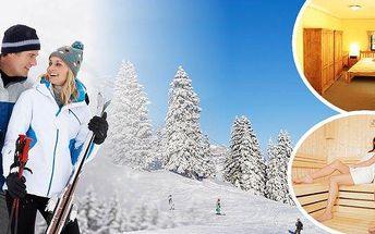 Krušné Hory - wellness pobyt na 3,4nebo 5 dní pro 2 osoby v krásném pensionu Mezihoří***! Bohatá polopenze z regionálních surovin, privátní sauna a vířivka!Ideální pro rodiny s dětmi i aktivní turisty a lyžaře! Při pobytu v týdnu další noc zdarma!