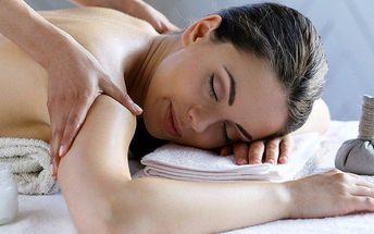 Relaxační, regenerační nebo energetická masáž