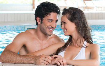 Wellness pobyt v Klatovech pro DVA s polopenzí a vstupem do bazénu