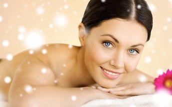 Klasická relaxační masáž zad v délce 45 minut