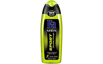 Fa Men sprchový gel Sport Double Power Power Boost 250 ml