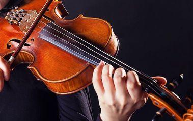 Slavnostní Silvestrovský koncert od 17:30. Populární klasika