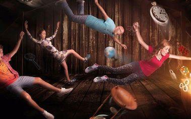 Adrenalinové únikové hry Escape Rooms Prague