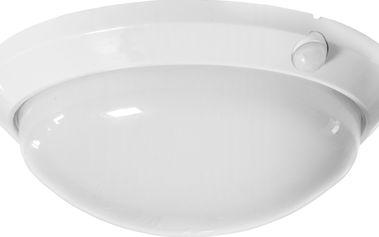 OS-60/B svítidlo OLGA S se senzorem IP 44, barva: bílá, napětí: 230V, zdroj: 60W/E27,