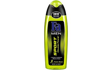 Fa Men sprchový gel Sport Double Power Power Boost 250 ml
