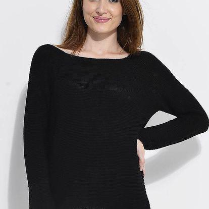 SES Dámský svetr, 10259Siyah, M , Černá