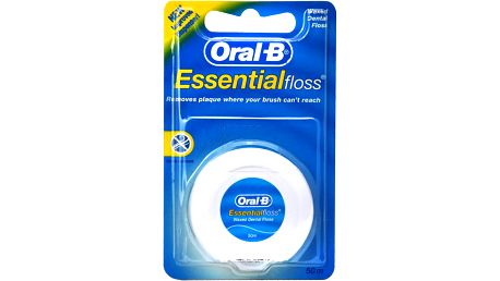Oral B Essential Floss - zubní nit 50 m