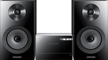 Mikrosystém Samsung MM-E330D, DVD černá + DOPRAVA ZDARMA