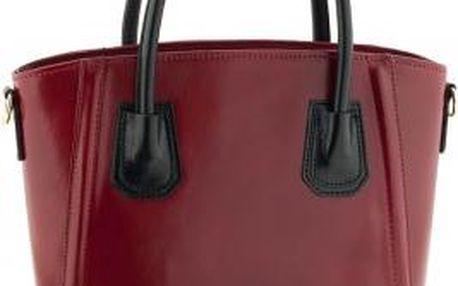 Ore Dámská kabelka 069 red, Červená
