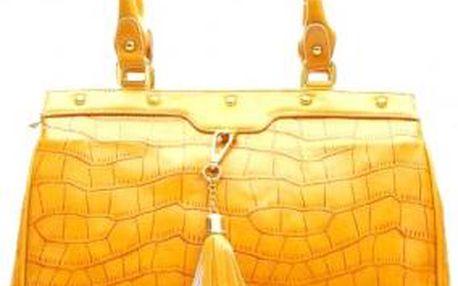 Bella Mondini Dámská kabelka W 12570, Žlutá