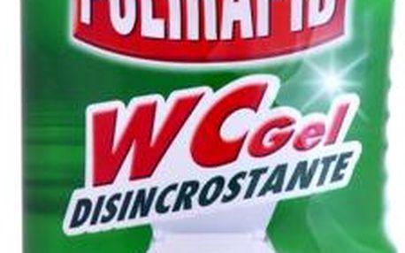 Pulirapid WC gel Mořská vůně 750 ml