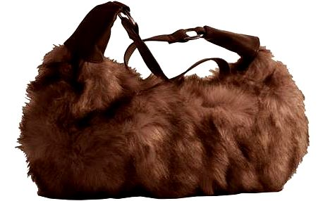 Redhot Dámská kabelka 112, Hnědá