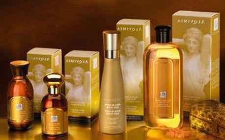 Exkluzivní dvouhodinový celotělový rituál luxusními výrobky ALQVIMIA. Dokonalá relaxace a prožitek!