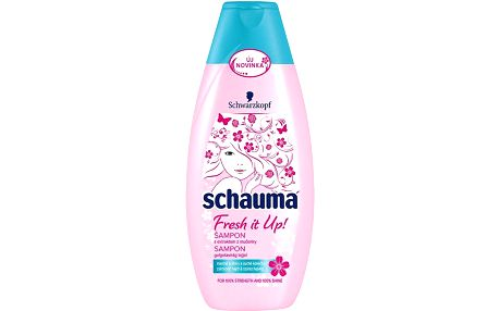 Schauma Fresh it Up! Šampon 400 ml