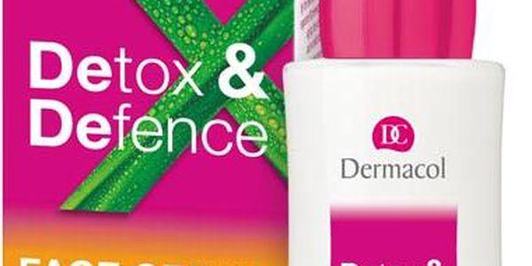 Dermacol Detoxikační a ochranný pleťový krém 4126, 50 ml