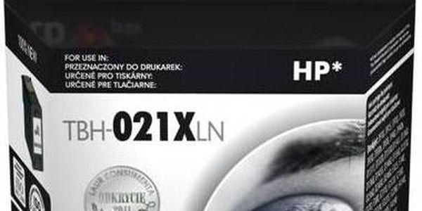 TB HP C9351AE (No.21) Bk - kompatibilní (TBH-021XLN) černá
