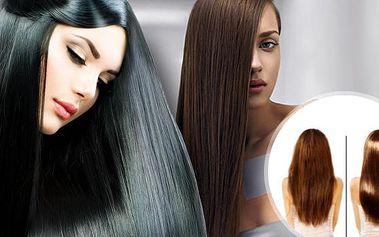 Botox na vlasy! Ošetření pro regeneraci poškozených vlasů a obnovení jejich síly v kadeřnictví u metra B Křižíkova!