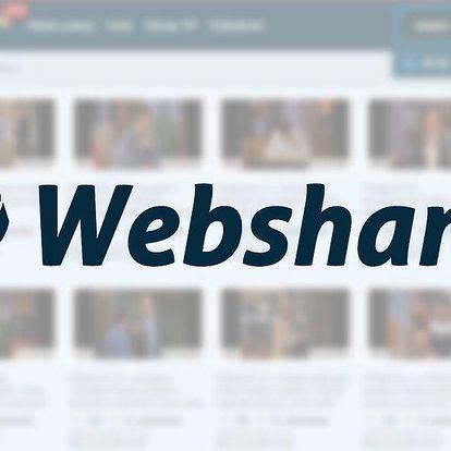 Webshare.cz – neomezené stahování bez limitů