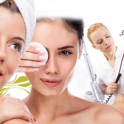 90min. kosmetické ošetření pleti! Hloubkové číštění ultrazvukovou špachtlí, či diamantovou dermabrazí!