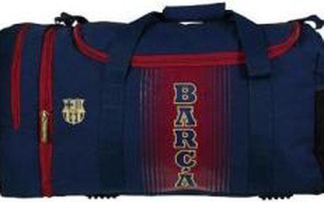 SUNCE FC Barcelona modro-červená velká taška přes rameno