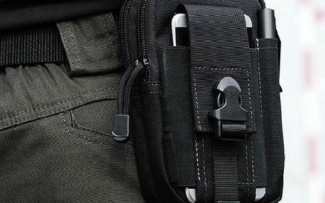 Taktická taška na opasek