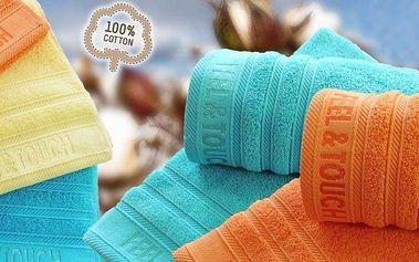 Sady ručníky a osušky