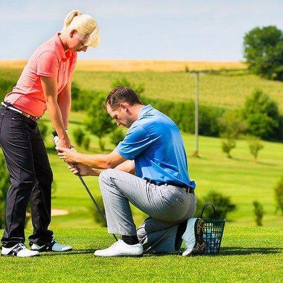 Golfový kurz BASIC v luxusním Golf&Spa Resortu Hluboká