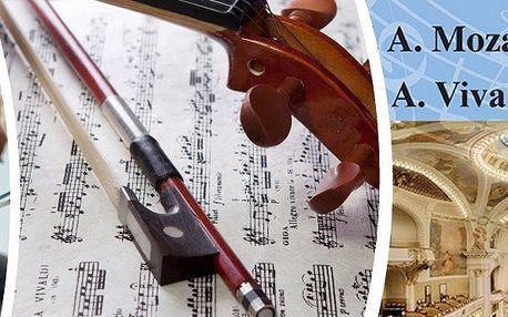 Antonio Vivaldi - Čtvero ročních dob v Obecním domě! V podání Bohemian Symphony Orchestra Prague.