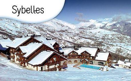 Lyžovačka na 7 nocí se skipasem a ubytováním v Les Alpages du Corbier **** 15 metrů od sjezdovky střediska Le Corbier