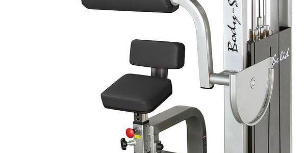 Posilovací stroj pro břišní svaly Body-Solid SAM-900G/2 + Doprava a Montáž ZDARMA