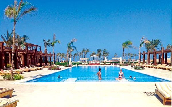 GEMMA BEACH, Marsa Alam, Egypt, letecky, all inclusive