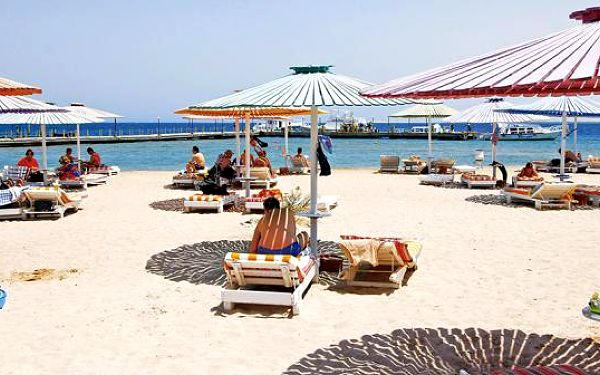 HOTEL LAMAR RESORT, Hurghada, Egypt, letecky, all inclusive