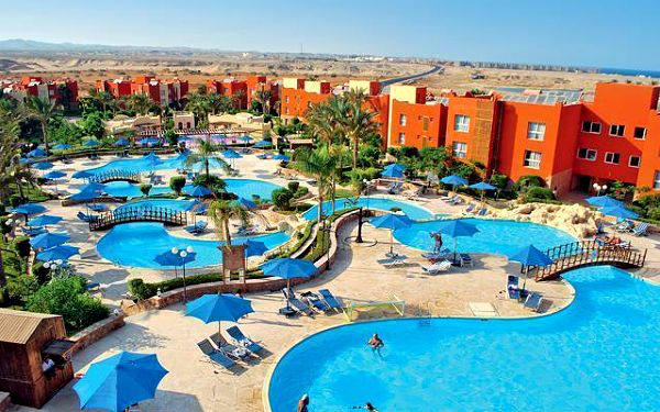 AURORA BAY RESORT MARSA ALAM, Marsa Alam, Egypt, letecky, all inclusive