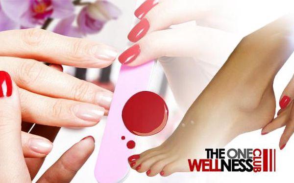 Manikúra či pedikúra premium s lakováním a masáží rukou! Nehty jsou vizitkou každé ženy!