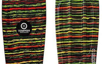 TEMPISH SILIC green skateboard