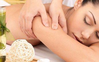 Relaxační masáž nebo ruční lymfodrenáž