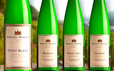 Špičková bílá vína Grand Premier Cru