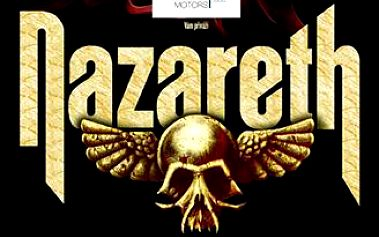 Brněnský koncert legendární rockové skupiny Nazareth v sále Sono Centrum Music Club.