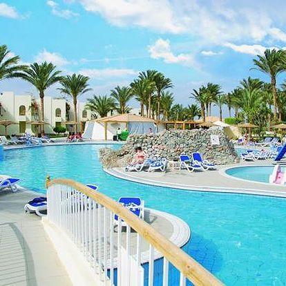 PALM BEACH RESORT, Hurghada, Egypt, letecky, all inclusive