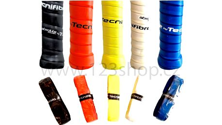 TECNIFIBRE Absolute Squash Dry Grip černá omotávka