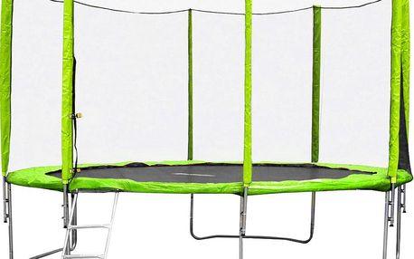 Trampolínový set inSPORTline Froggy PRO 366 cm + Doprava ZDARMA