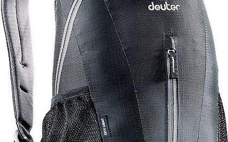 DEUTER City Light black městský batoh