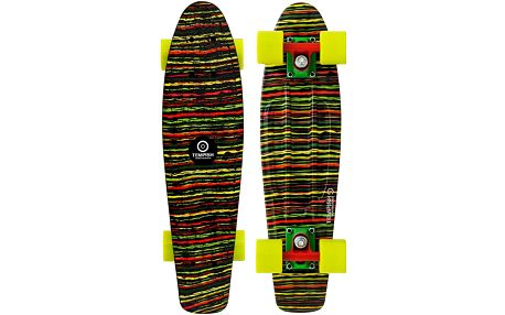 TEMPISH SILIC green skateboard