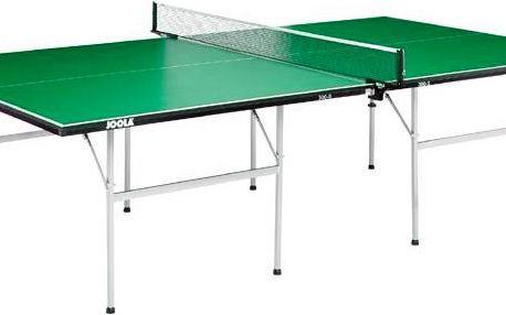 Stůl na stolní tenis Joola 300 S zelená + Doprava ZDARMA
