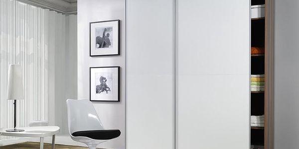 Moderní šatní skříň DONA 2