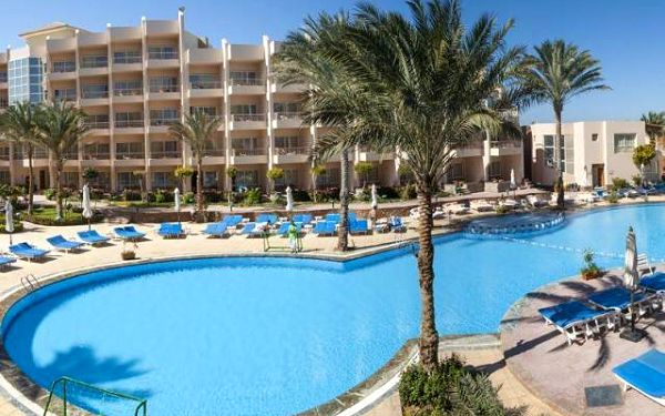 SEA STAR BEAU RIVAGE, Hurghada, Egypt, letecky, all inclusive