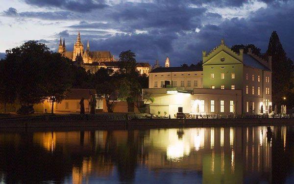 Do Prahy za kulturou - gastro i Museum Kampa