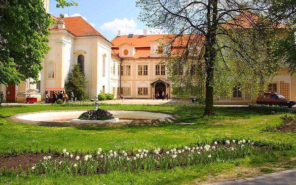 Jarní romantika na zámku Loučeň